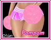 Cheerleader PomPom pink