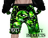 Twizty wrestling shorts