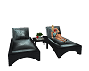 Bungalow Lounge Chairs