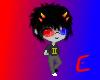 |E| Sollux Pixel Doll