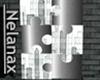 City Lamp Puzzle Screen