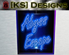 [KS] AE Neon Sign