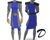 Ninja Outfit Mesh (f)