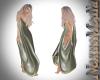 Godess Drape Gown
