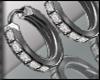 E* TS Diamond Earrings