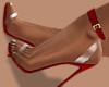 Mel Red Heels