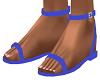 Blue Riyna Sandals