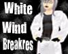 White Wind Breakers lzr