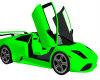 Lamborghini green
