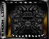Night Skull Vest