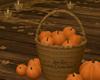 A Harmony Pumpkin Basket
