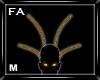 (FA)ParticleHornsM Gold