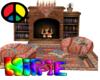 ![M]Chimenea Hippie