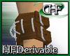 HFD D-ring WristCuff L F