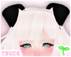 ♡Black Puppy Ears♡