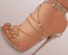 $ Trendy Tan Heels