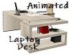 Laptop Desk Animated