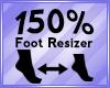 Foot Scaler 150%
