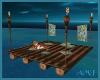 Tropical Raft