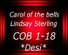 D! Carol of the bell-COB