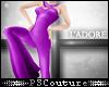 |PS| L'adore Purple Suit