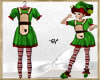 ~H~Kid Elf Dress