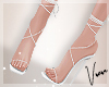 Vr* White Heels
