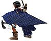 Blue Dragon Scale Shield