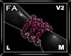 (FA)WrstChainsOLML2 Pink