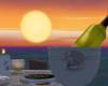 Romantic Sunset Room