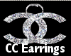 !EF XKS CC Earrings