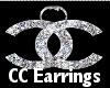 !EF XKS CC Earrings
