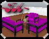 ~FA~ Pink Poses Sofas