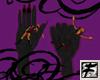~F~BlackWood squish hand