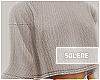 a MESHKI Creme Sweater