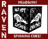 CREATOR CUBE HEADSIGN!