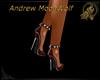 Cheari Heels Red