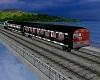 VIP Train animated