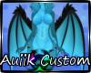 Custom  Quinny Wings