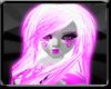 [GEL] White/Pink Hair