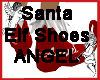 Santa Elf Shoes Angel