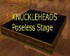 Knuckleheads Stage