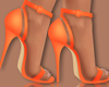 ~A: Orange Fluo Heels