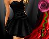 [D] Black Classy Dress