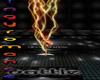 Thunder fire/sounds
