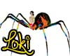 Paint Spider Avi