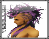 Mohawk-PurpleHaze Hair