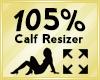 Calf Scaler 105%