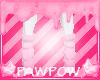 pink cute socks