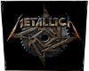 80s Band Metallica Poste